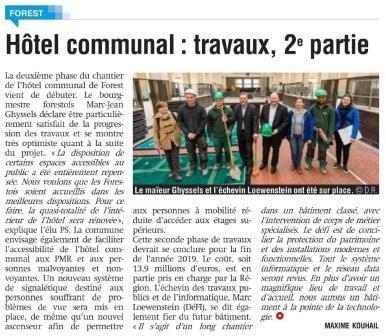 Article La Capitale du 17 mars 2017