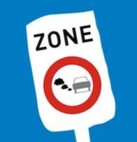 Logo de la zone de basses émissions